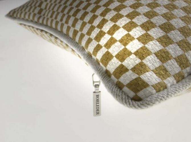 Rohleder Kissen Basket by Olaf Hajek 40x40cm