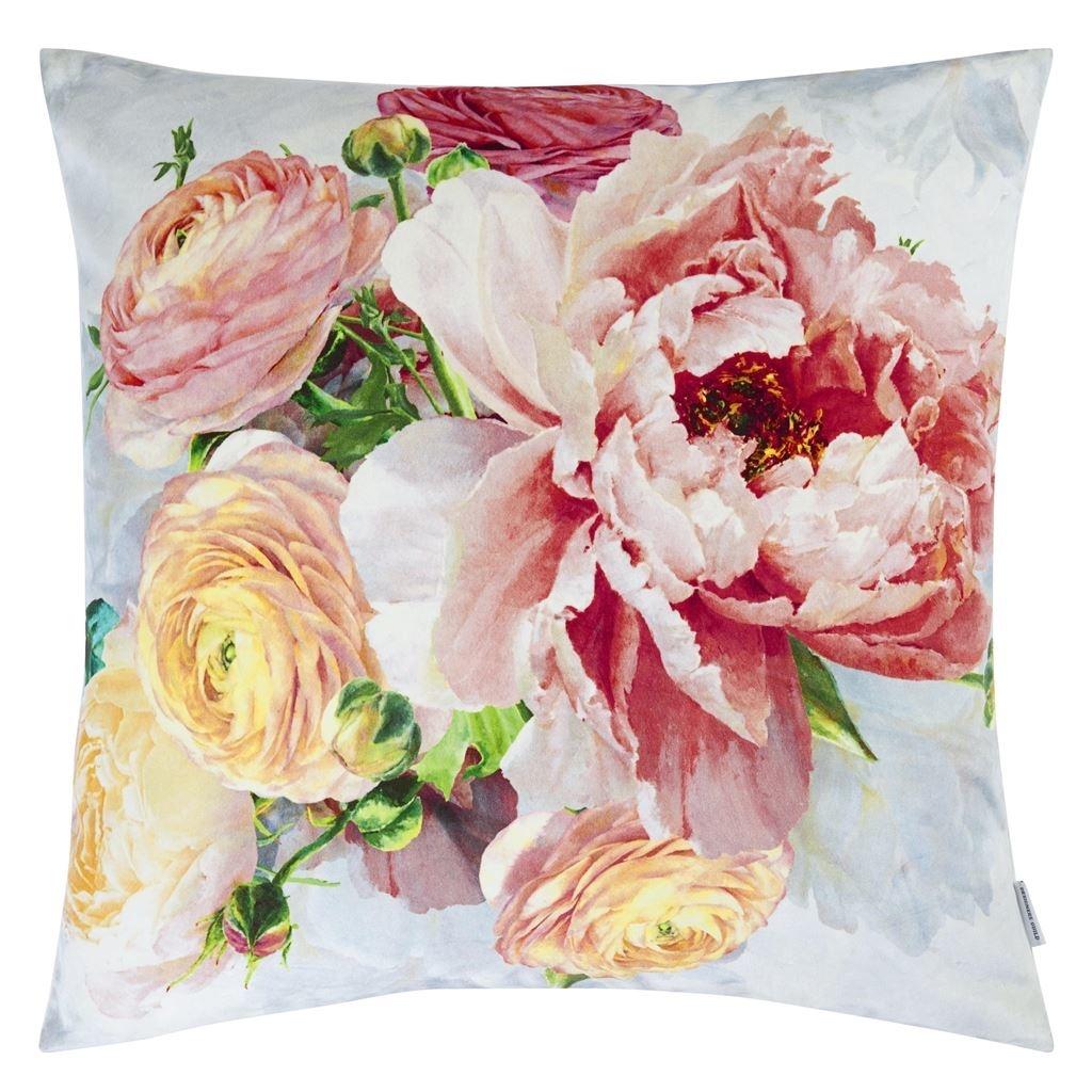 Designers Guild Kissen Tourangelle Coral 55x55cm