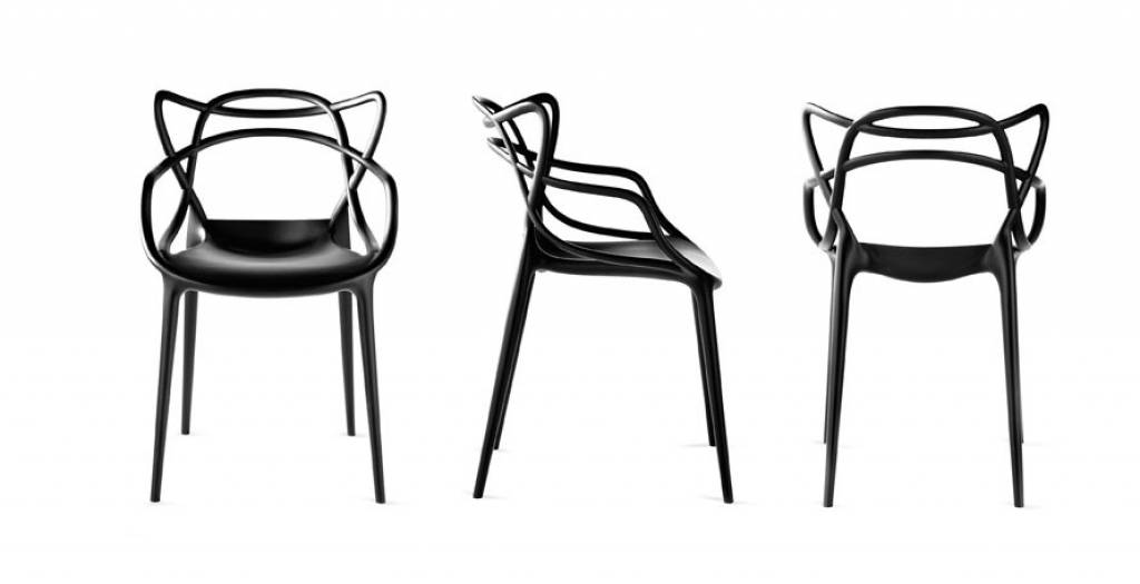 Kartell Stuhl  Masters by Philippe Starck mit Eugeni Quitllet