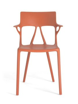 Kartell KARTELL STUHL A.I. BY PHILIPPE STARCK Farbe orange