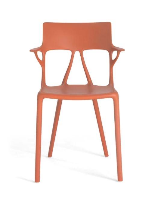 Kartell KARTELL STUHL A.I. BY PHILIPPE STARCK Farbe orange