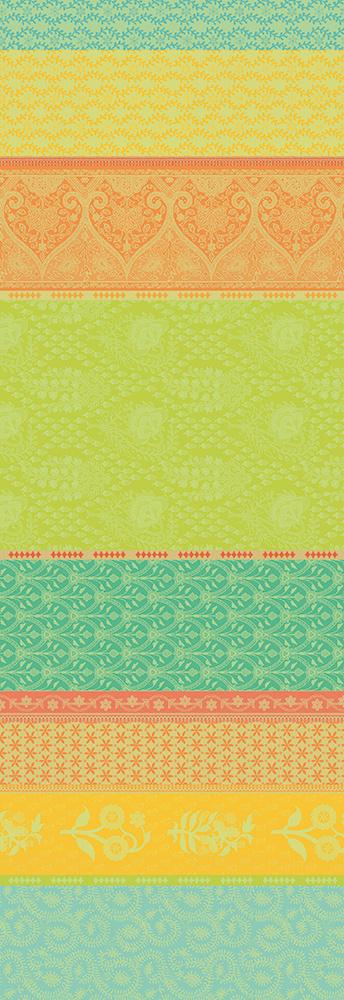 Garnier Thiebaut Tischläufer Mille Saris Kerala 155x55cm
