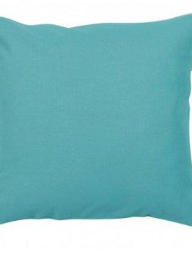 Garnier Thiebaut Kissenhülle Confetti 40x40cm Farbe: turquoise