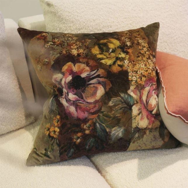 Designers Guild Kissen Minakari Roosewood 55x55cm