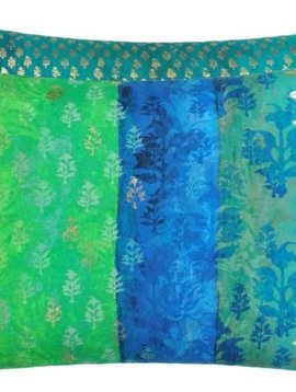 Designers Guild Kissen Kasavu Emerald 60x45cm