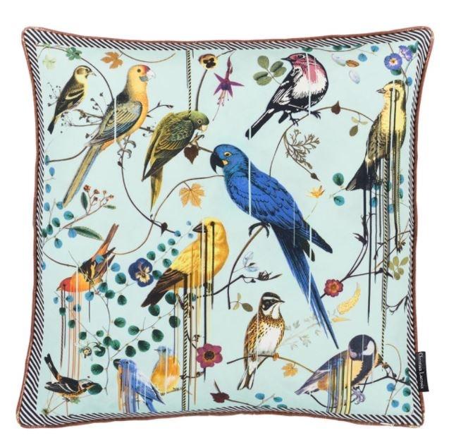 Christian Lacroix Kissen Birds Sinfonia Crepuscule 50x50cm