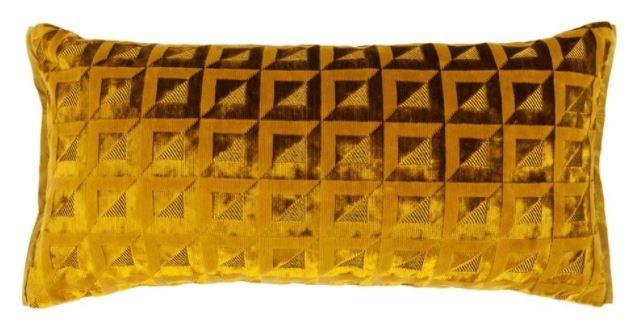 Designers Guild Kissen Monsserrate Orche 60x30cm