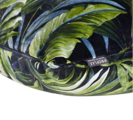 PROFLAX Kissenbezug Luino 45x45cm Farbe verde