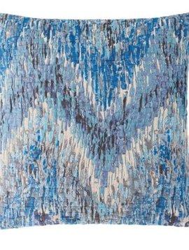PROFLAX Kissenbezug Zamunda 50x50cm Farbe blau