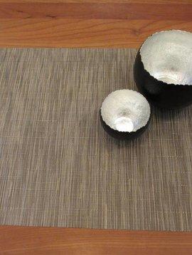 chilewich Tischset Bamboo dune rechteckig