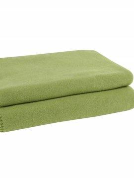 zoeppritz Soft-Fleece 160x200cm, grün