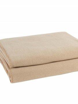 zoeppritz Soft-Fleece, 160/200 cm  Farbe 040 beige