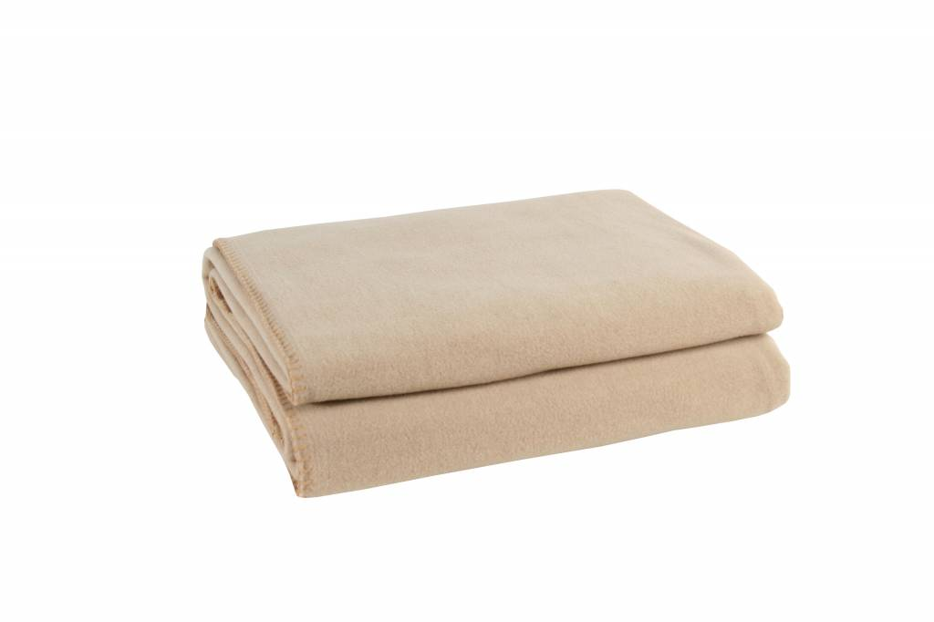 zoeppritz Soft-Fleece 160/200 cm Farbe 040 / beige