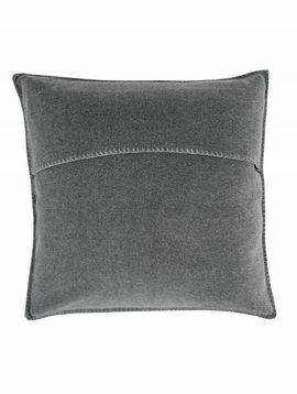 zoeppritz Kissenbezug COSY 50x50cm, mittelgrau, Farbe 940