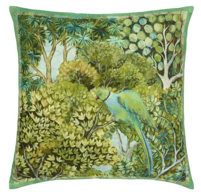 Designers Guild Kissen Haryana Emerald 55x55cm