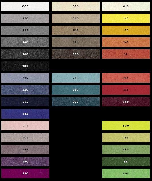 zoeppritz Soft-Fleece 160x200 cm Farbe 980 / schwarz