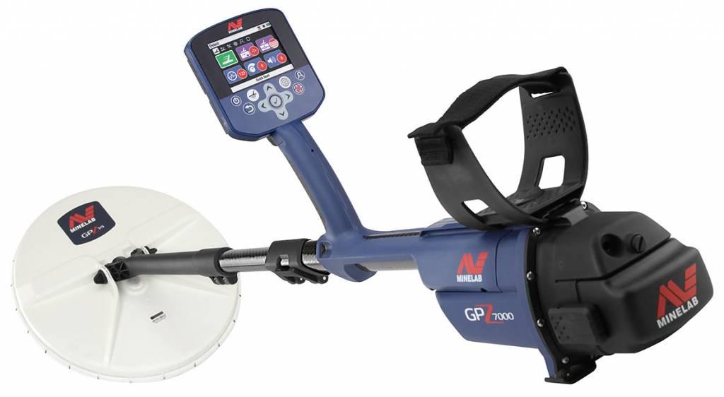 Minelab GPZ - 7000 Gouddetector Minelab
