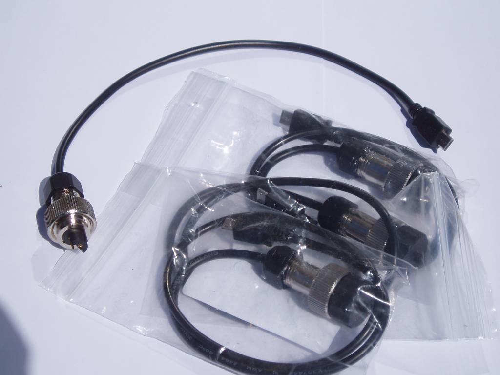 Detneknix Z lynk Adapter kabel voor draadloze Garrett AT Pro en gold Metaaldetector