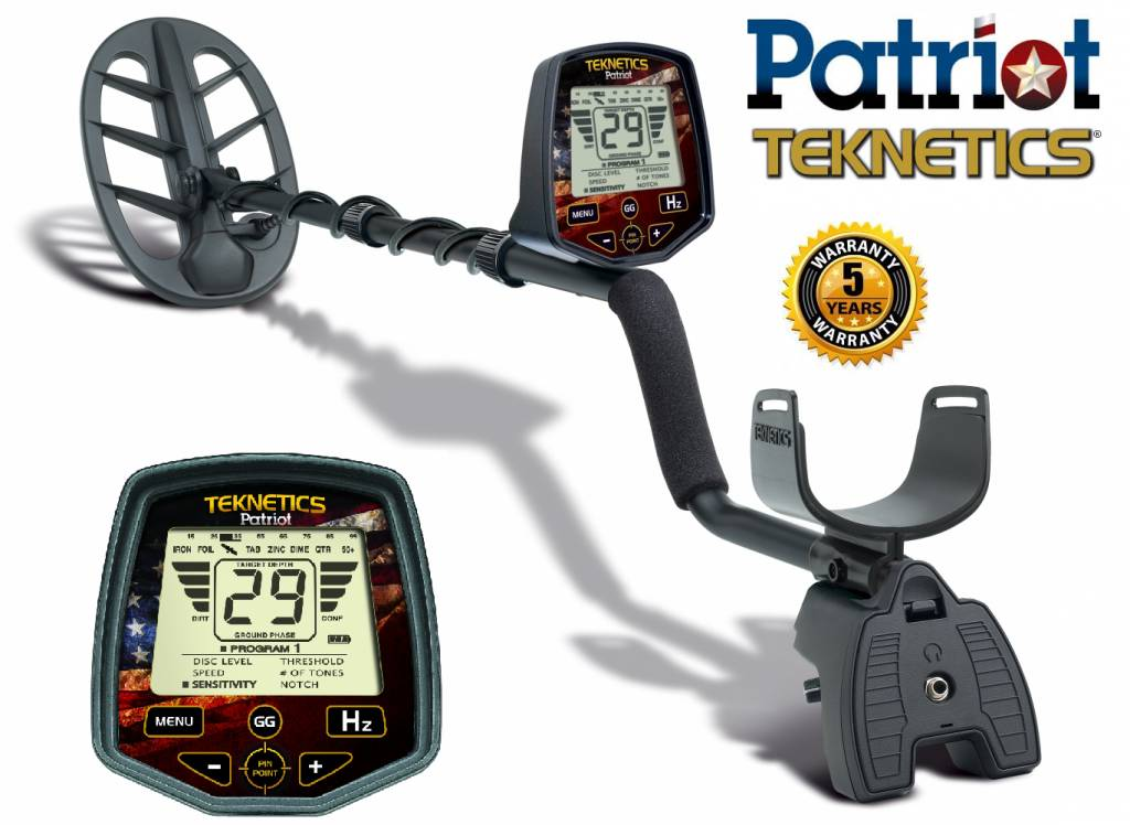 Teknetics Patriot Model 2017