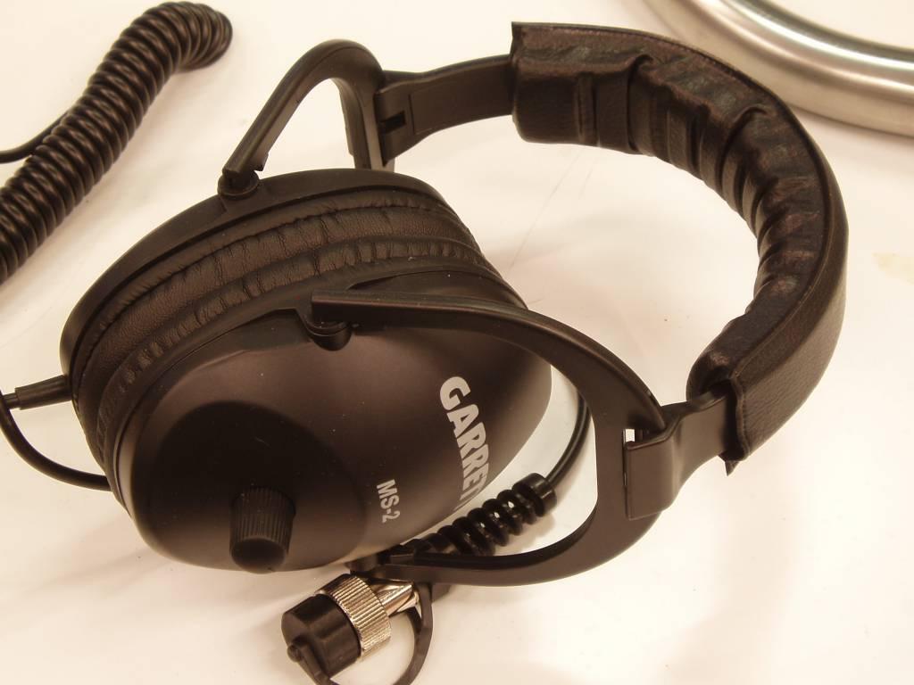 Garrett AT MS-2 hoofdtelefoon Voor de Garrett AT Pro
