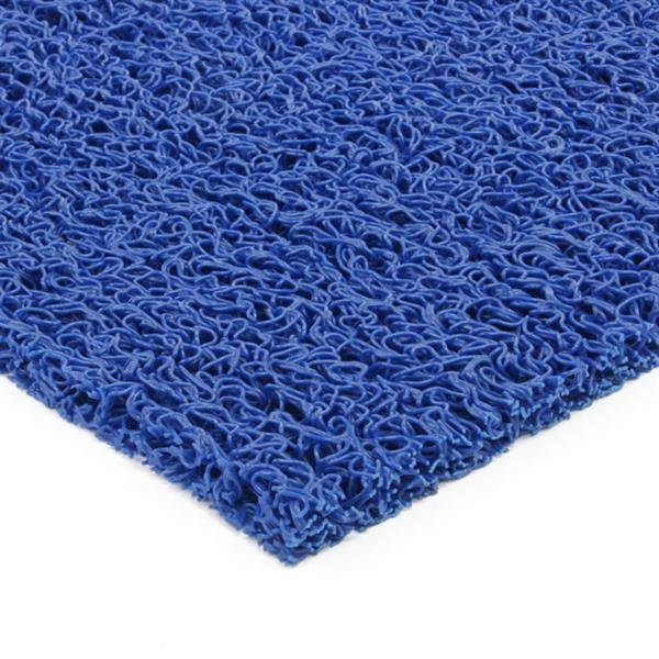 Moss Sluice Mat Sluice Box Moss Carpet Riffelmat blauw.