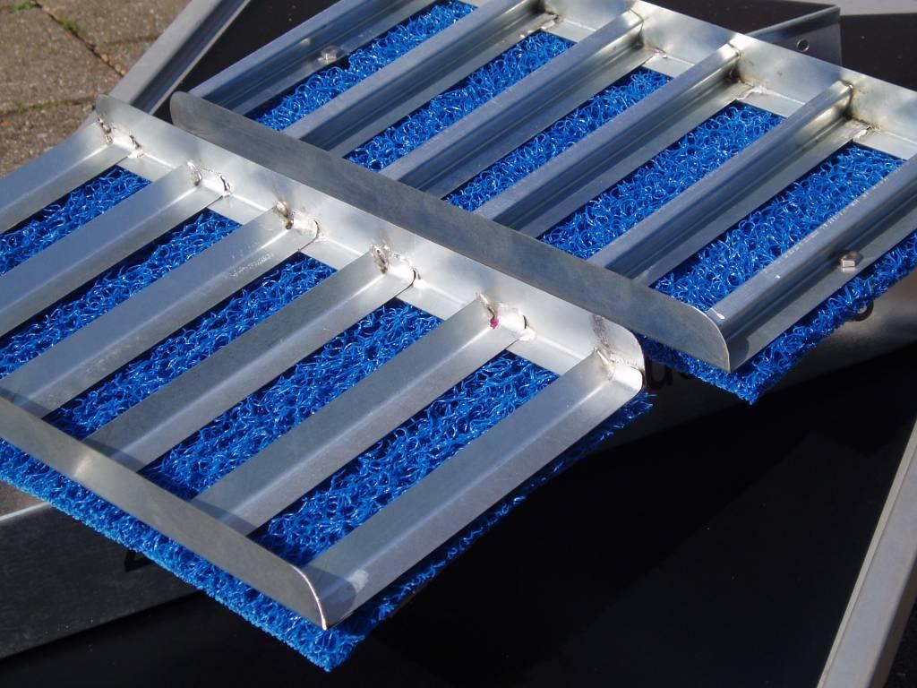 Goud zoeken Verlengde sluisbox  173 cm x 20,5 cm