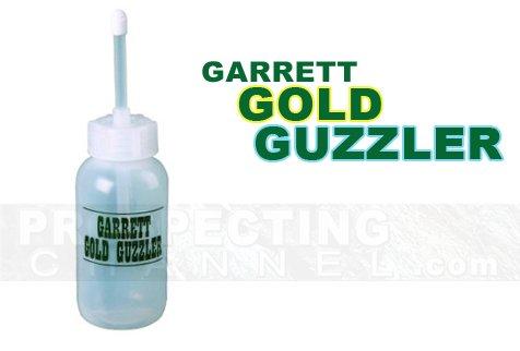 Garrett Goudpannen set driedelig plus DVD + Magneetje
