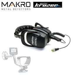 Makro Multi Kruzer onderwater hoofdtelefoon.