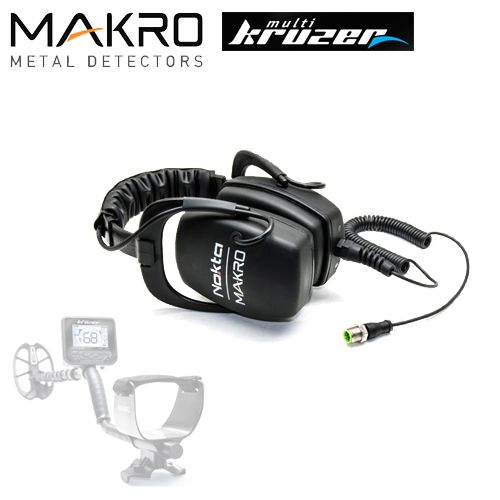 Makro Multi Kruzer onderwater hoofdtelefoon van Makro.