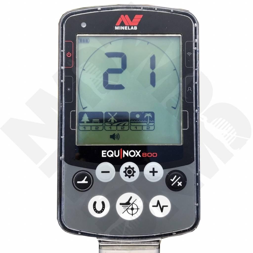 Minelab Onderwater hoofdtelefoon Equinox 800 & 600