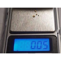 Weegschaaltje Voor België  0,01 tot 200 gr.