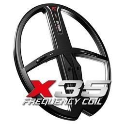 XP Coil XP voor de Deus/ORX  X35  -  34x28 bieden je de mogelijkheid