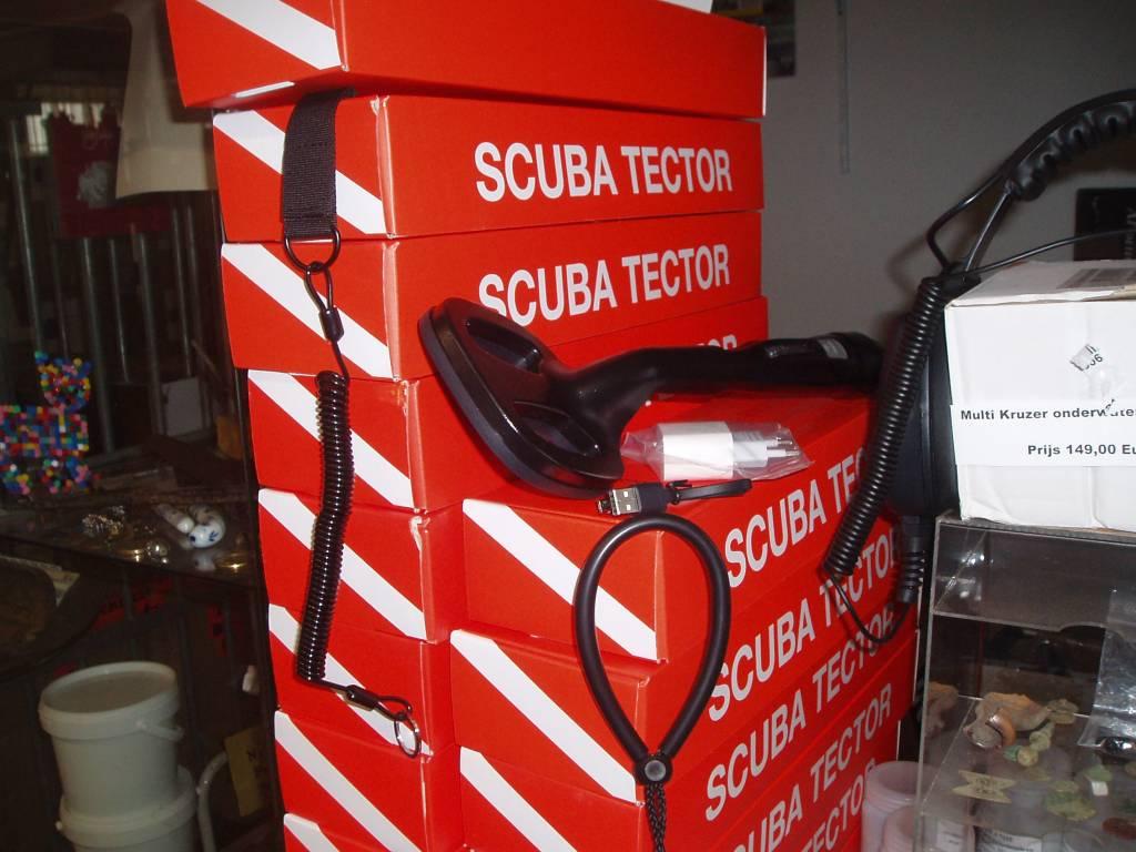 Deteknix Scuba Tector Snorkelen op vakantie 60 meter waterdicht