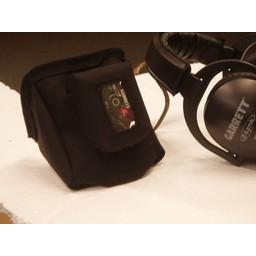 Garrett Beschermhoesje AT Pro of Gold Module + hoesje voor draadloze hoofdtelefoon