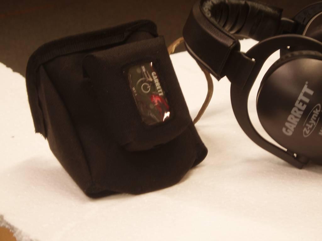 Garrett Beschermhoesje AT Pro en Gold module voor de Z-Lynk draadloze hoofdtelefoon