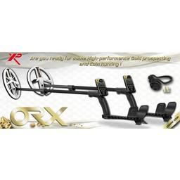XP ORX met zoek schijf HF Eliptische schotel 81 kHz.