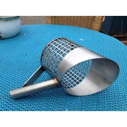 strandzeef Strandzeef waad schep, Dia. 13 cm rond - nieuw product .