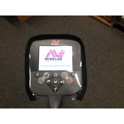 Minelab Display bescherm hoesje CTX 3030 Minelab