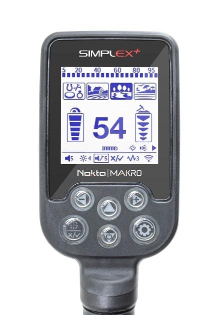 Makro Adapter Hoofdtelefoon Simplex/Anfibio/Kruzer