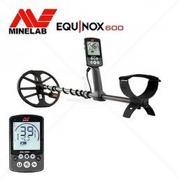 Minelab Minelab EQUINOX 600  + Hoofdtelefoon.