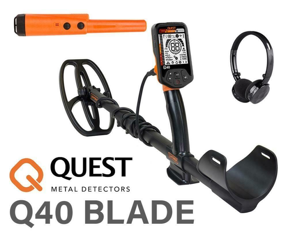 Quest Quest Q40  Raptor Coil set grote schotel DD