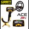 Garrett Ace 200i metaaldetector hoesje hoofdtelefoon