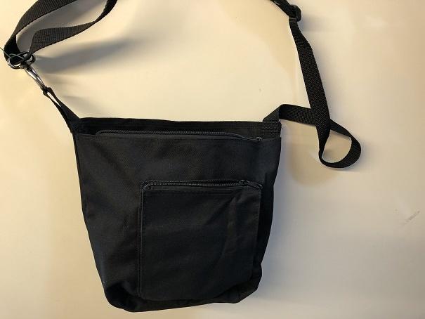 Tasje. Handzame draag vondsten tas