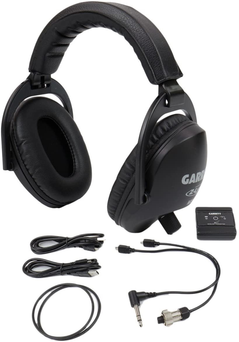 Garrett Z-Lynk Draadloos systeem van Garrett hoofdtelefoon