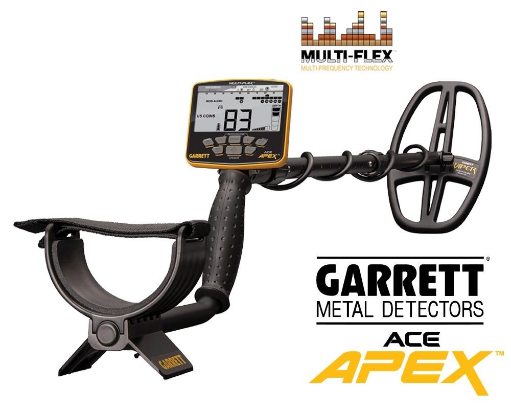 Garrett Apex is het nieuwe topmodel.