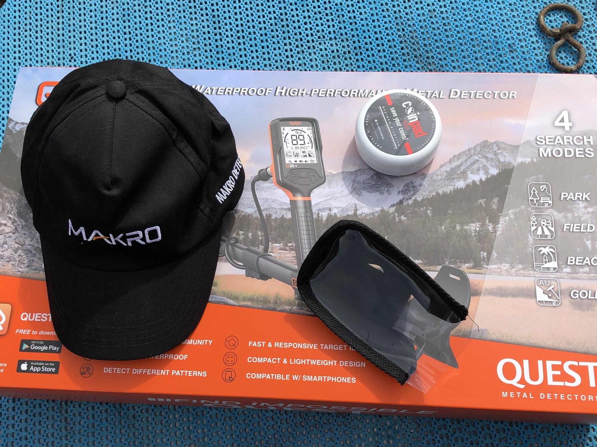 Quest Q,uest Q30 + Plus Draadloze Hoofdtelefoon.