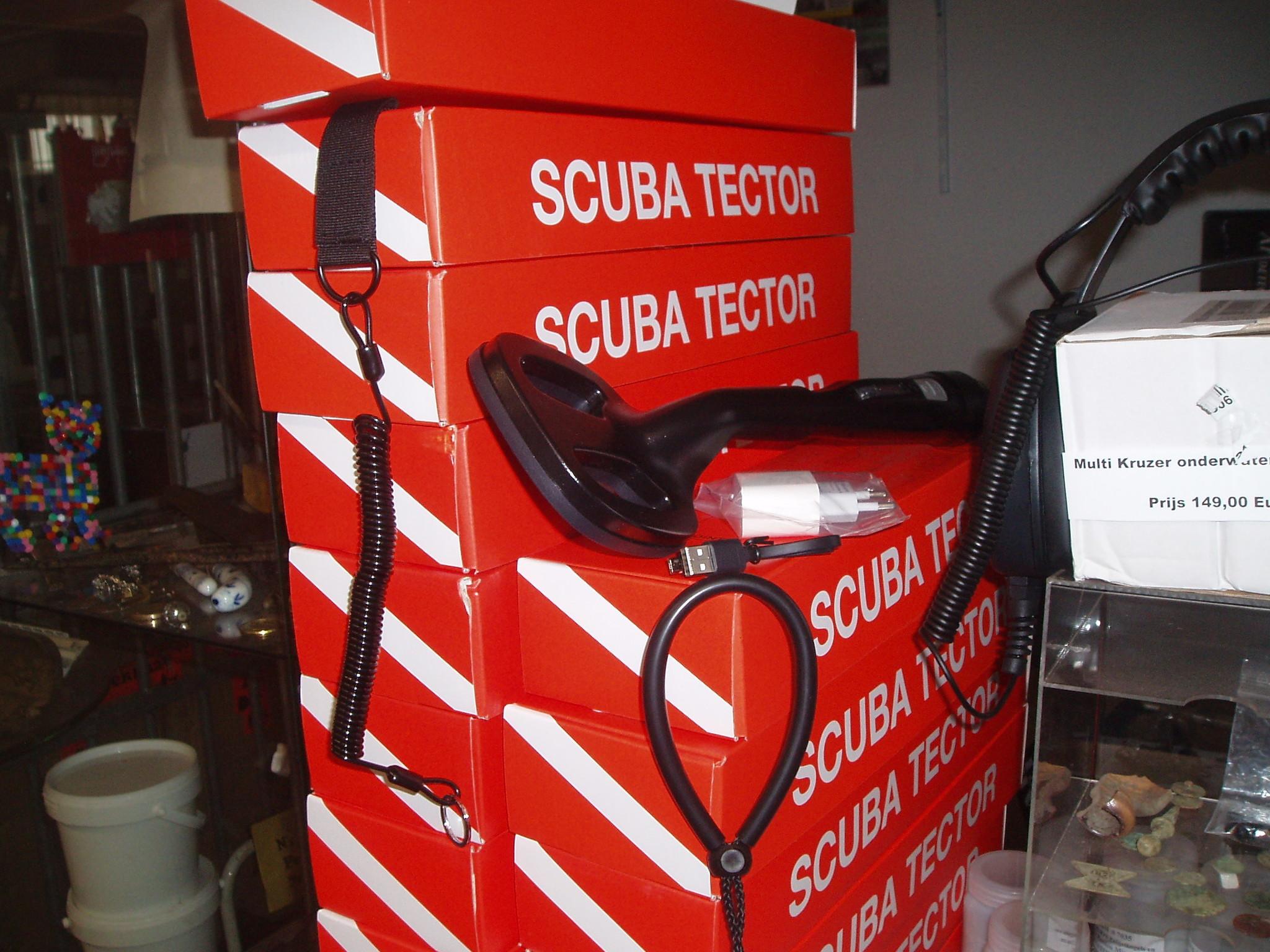 Deteknix Scuba Tector Snorkelen op vakantie 60 meter waterdicht - Copy