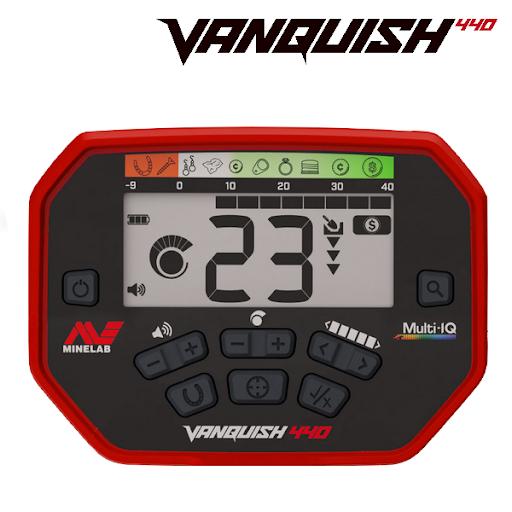 Minelab VANQUISH  Model 440