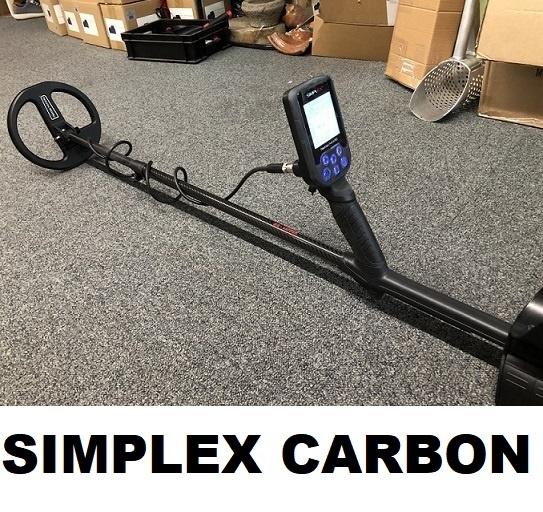 Simplex SIMPLEX Carbon boven steel plus onder steel.