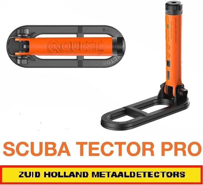 Quest Scuba-Tector Pro onderwater Detector